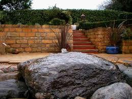 Rock Garden Features Large Water Features Bespoke Water Features Granite Water Features