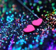 Sparkle Wallpaper by Glitter Heart Wallpapers Group 43