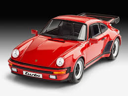 red porsche png porsche 911 turbo by revell 1 24 scale choice gear