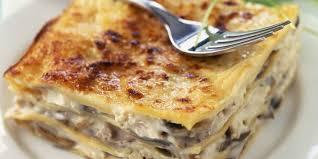 cuisine lasagne facile lasagne au poulet facile recettes femme actuelle