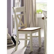Esszimmergarnitur Fichte Esszimmer Stuhl Nordic Home Cremeweiß Wildeiche Geölt
