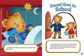 daniel tiger u0027s 5 minute stories book by various jason fruchter