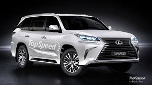 suv lexus lexus flagship suv review top speed