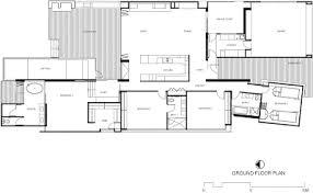 Floor Plans In Spanish Modern Residential Design November 2007