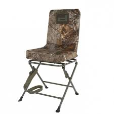 Hunting Chairs And Stools Swivel Hunting Chair With Backrest Camo Stools Chairs Photos 22