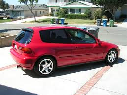 1995 honda civic hatchback 1995 honda civic si reviews msrp ratings with amazing images