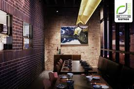 Asian Interior Designer by Asian Bistros Lee Ho Fook Duckboard Place By Techne Architecture