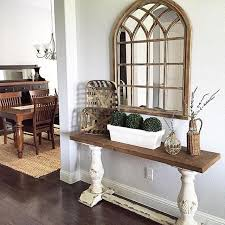 foyer table and mirror ideas arch mirror ideas foyer table decor cou on arch openings living room
