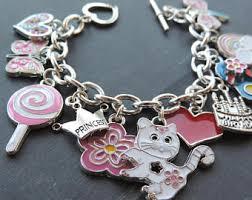 custom charm custom charm bracelet etsy