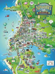 Map Of Newport Ri Newport Marathon 50 Ability Marathons