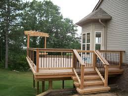Gazebo Ideas For Patios by Backyard Deck And Pergola Ideas Backyard Decorations By Bodog