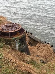 West Seattle Blog West Seattle Crime Watch Burglaries by Routine Maintenance On Emma Schmitz Memorial Overlook Sea Wall
