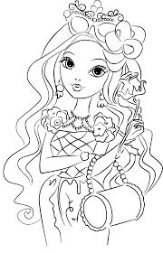 Image result for coloriage fille 10 ans  COLORIAGES POUR ENFANT