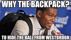 Russell Meme - 15 russell westbrook and kevin durant memes that will make you cry