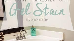 bathroom vanity makeover ideas minimalist best 25 painting bathroom cabinets ideas on pinterest