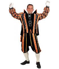 carnaval prins prins carnaval kostuum oranje zwart feestbazaar nl