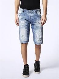 mens light blue shorts diesel kroshort mens light blue shorts ss 2017 diesel sale 00ckch084cm