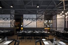 contemporary restaurant design bright 11 aesthetic interior of cut