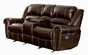 Power Sofa Recliners by Furniture Build Your Dream Living Room With Cool Leather
