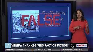 verify thanksgiving fact vs fiction