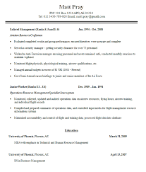 exle it resume sle resume writing tips exle resumes operations
