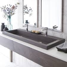 Bathroom Vanities Double Sink 72 by Bathroom Sink Bathroom Trough Trough Sink Vanity 48 Inch Double