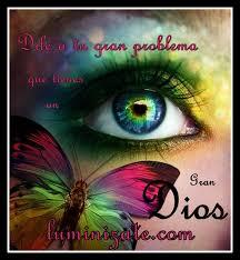 imagenes para perfil de jovenes imagen dile a tu gran problema que tienes en gran dios