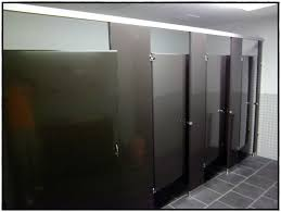 ever wondered why toilet stall doors aint fully enclosed find out