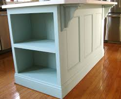 painted kitchen island remodelando la casa kitchen island painted ascp duck egg blue