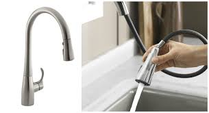 top 5 best kitchen faucets reviews 2017 pull down inside rated