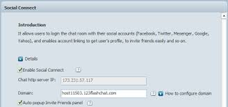 Yahoo Messenger Live Chat Room by How To Enable Windows Live Messenger Msn Connect