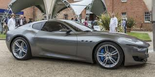 maserati concept cars maserati confirms it will launch an all electric version of its
