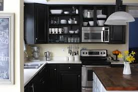remove kitchen cabinet doors for open shelving open shelving in the kitchen