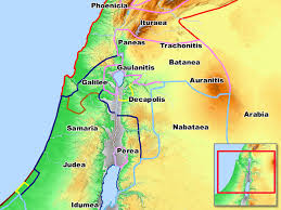 Blank Map Of Israel Free Bible Images Maps Of Israel And Its Regions In The New