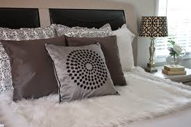Shabby Chic Euro Shams by Decorating With Cushion Covers Decorating