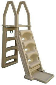 best above ground pool ladders wet head media