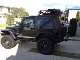 Jeep Wrangler Awning Photo Gallery