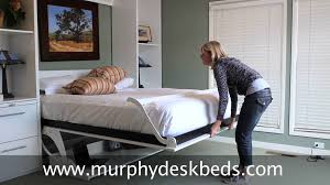 Queen Murphy Bed Plans Free Murphy Deskbeds Queen Vertical In White Murphy Bed With A Modern
