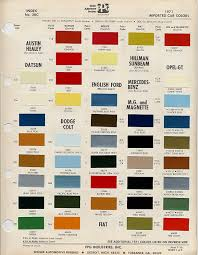 ppg paint code 1971 zed2011 flickr