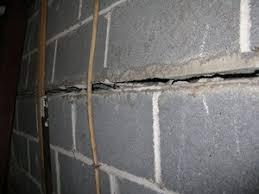bowed concrete wall nusite waterproofing contractors