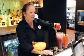 Olive Garden Family Of Restaurants It U0027s An Adventure U0027 Gainesville Bartender Of 20 Years Still At It