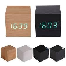 membuat jam digital led besar jam digital led kayu jk 808 brown jakartanotebook com