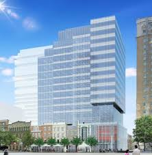 revised plan tabled for 18 storey office building at 65 king east