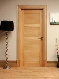 Oak Interior Doors Coventry 4 Panel Shaker Style Oak Door Unfinished Available As