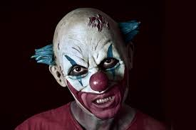 it clown halloween mask wearing a killer clown costume this halloween could get you locked