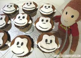 curious george cupcakes curious george cupcakes justjenn recipes justjenn recipes