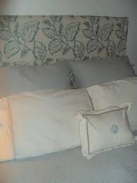 make your own headboard with canvas u003e i now have a chevron