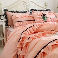 ruffle girls bedding online get cheap teen bedding aliexpress com alibaba group