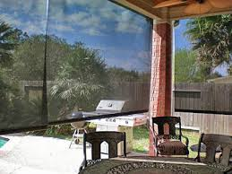 popular of patio roller shades captivating exterior patio roller