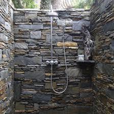 bathroom sink stone elegant dark oak master bath design ideas
